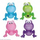 Inflatable Frogs