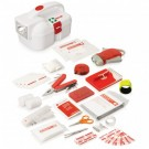 50 Piece First Aid Kit With Torch