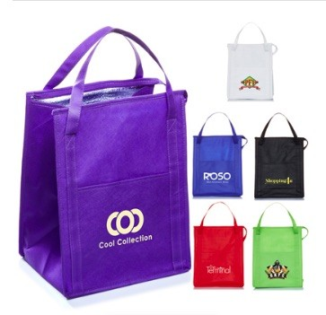Goliath Insulated Grocery Tote Bags Colour Range