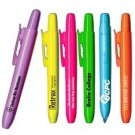 Retractable Highlighters