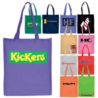 Non Woven Tote Bag with Gusset