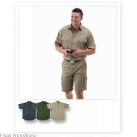 Jb Work Shirt  Short Sleeve