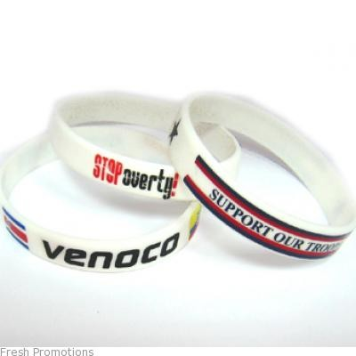 Deluxe Silicone Wristbands