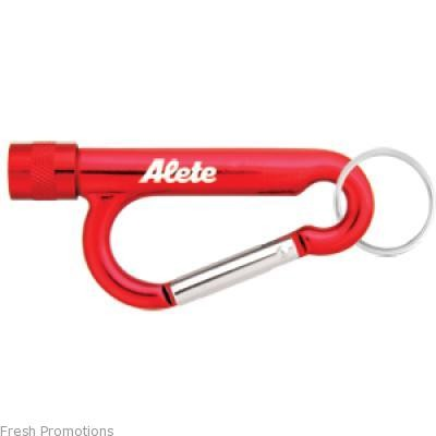 Carabiner Flash Light