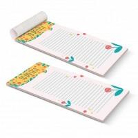 DL Vertical Custom Notepads