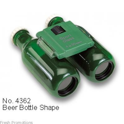 Beer Bottle Binoculars