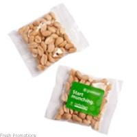50gm Bag of Salted Peanuts