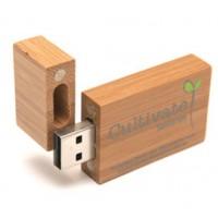 Rectangular Wood USBs