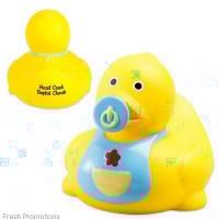 Baby Custom Rubber Duckie