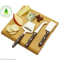 Carbon Friendly Cheese Board Set