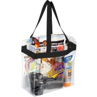 Game Day Clear Stadium Tote