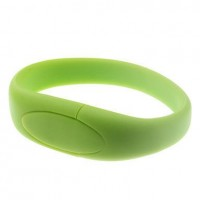 Deluxe Flash Drive Wristbands