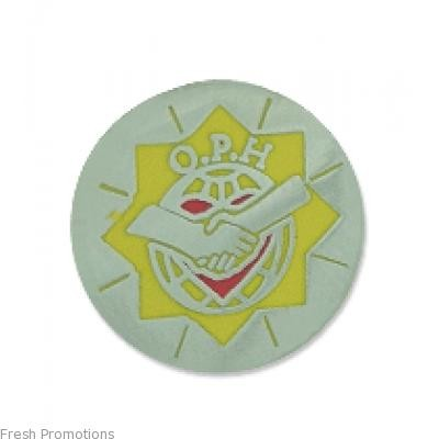 Budget Custom Metal Badges