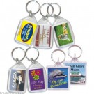Clear Window Keyrings