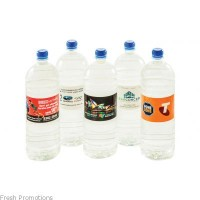Large Custom Bottled Water - 1.5l