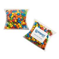100 Grams Chocolate Beans In Pillow Packs