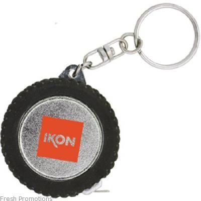 Tyre Tape Measure Keyrings