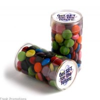 Tube Of Chocolate Beans