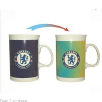 Colour Change Cylinder Mugs