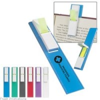 Bookmark with Sticky Notes