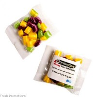 Promotional Humbug Lolly Bags