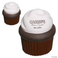 Cup Cake Stress Toys