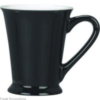 Flared Pedestal Mugs