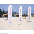 Large Beach Wing Signs