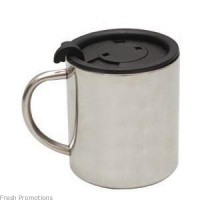 Cafe Style Travel Mug