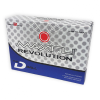 Maxfli Revolution D Golf Ball