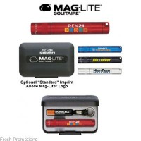 Branded Mag Lite Keyrings