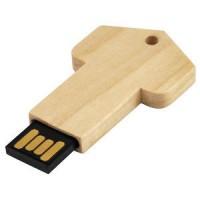 Key Wooden Flash Drives