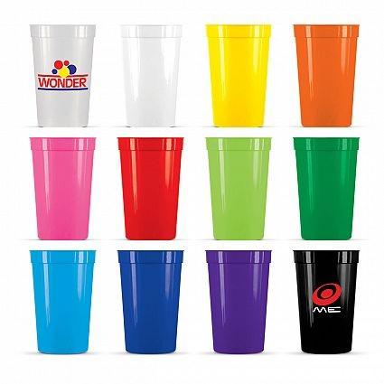 Printed Stadium Cups