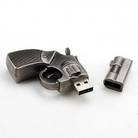 Revolver Flash Drives