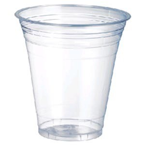 Disposable Clear PET Cup 425ml