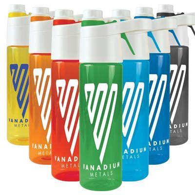 Bahama Water Bottle Mister Colour Range