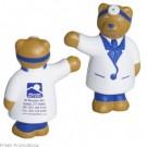 Doctor Bear Stress Toys