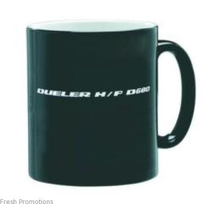 Black Can Coffee Mugs