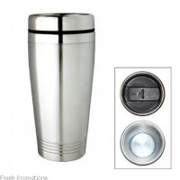 Insulated Stainless Steel Travel Mug