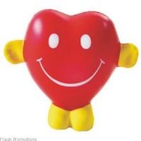Happy Heart Stress Balls