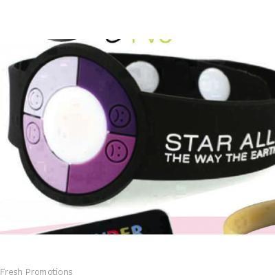 UV Measurement Bracelets