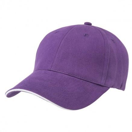 Premium Soft Sandwich Peak Cap