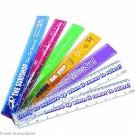 30cm Plastic Rulers