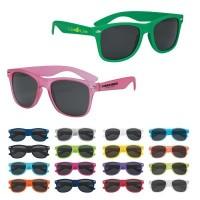 Soft Touch Matte Sunglasses