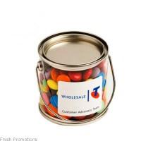 Small Bucket Of Choc Beans