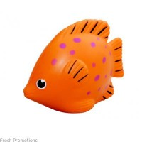 Stress Orange Fish
