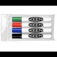 Bullet Tip Dry Erase Markers Pack