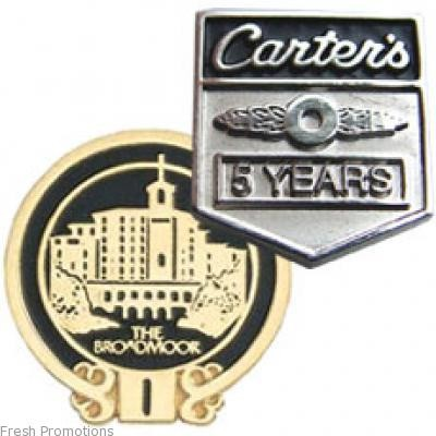 Years Of Service Pins
