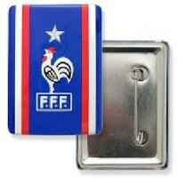 Rectangular Button Badges