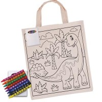 Colouring in Tote Bags